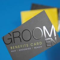 400gsm Spot Gloss Business Card