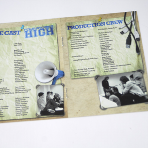 A6 Portrait Booklets : 100gsm Silk