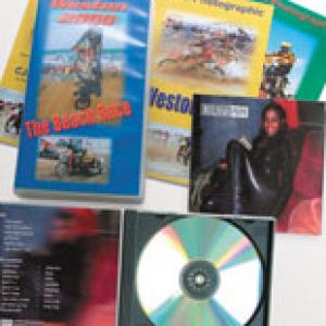 150gsm Gloss DVD Sleeves