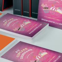 Carton d'invitation Prestige