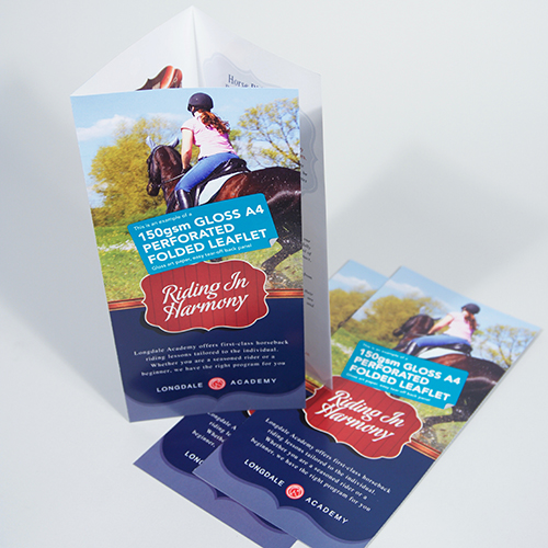 Flyers and Leaflets Trade Print Prices