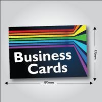 350gsm Matt Laminated Business Cards